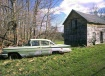 Car and Barn II