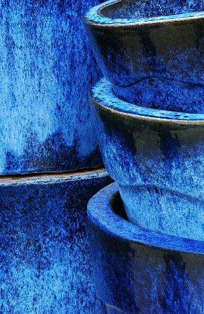 Blue Planters