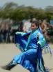 Young Girl Dancin...