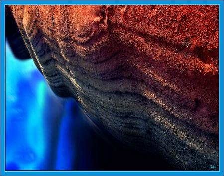 Tide carvings...