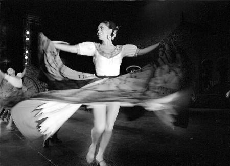 Mexico ntl. ballet dancer