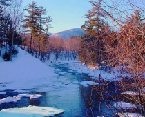 View of Saco River
