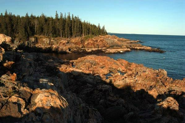 Coast of Maine - ID: 126965 © GARY  L. ROHRBAUGH