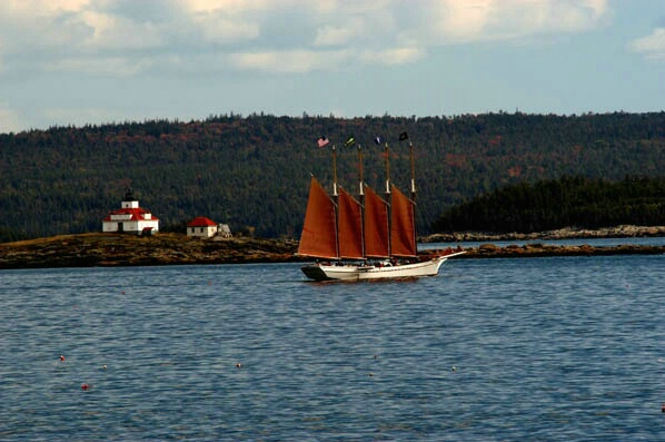 Acadia National Park - ID: 127756 © GARY  L. ROHRBAUGH