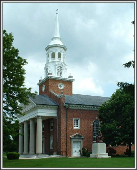 Lutheran Seminary Chapel