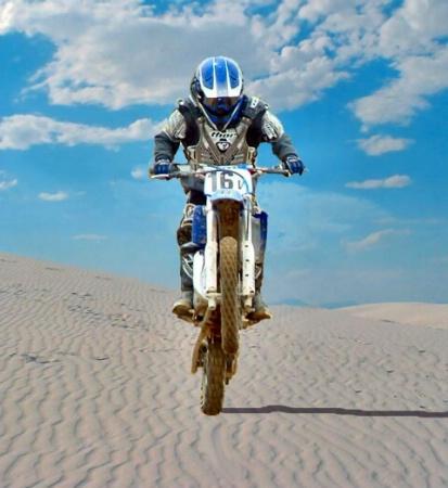 Ride The Dune