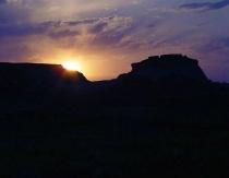 Pawnee Sunset