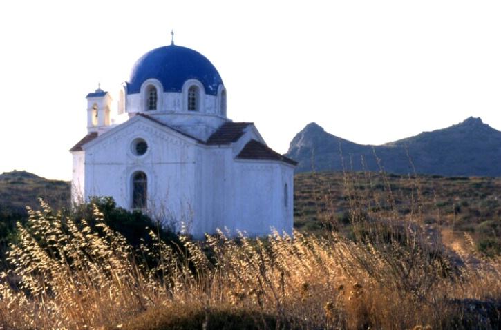 Church on Hill - ID: 137166 © Govind p. Garg