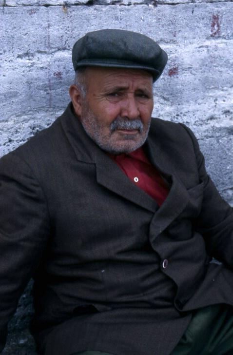 Man with Hat - ID: 137212 © Govind p. Garg