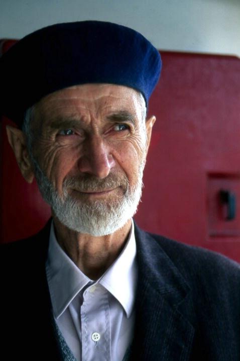 Man with Blue Hat - ID: 137213 © Govind p. Garg