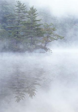 September Morning Mist, Maine