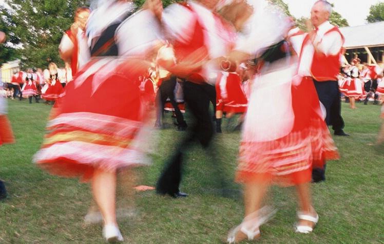 The Dance - ID: 140413 © Ronald Balthazor