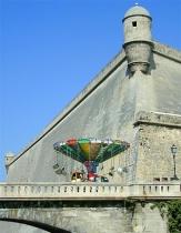 Castle Carousel (Majorca, Spain)