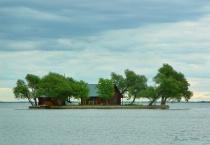 Single family island