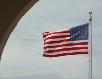Flag In The Wind