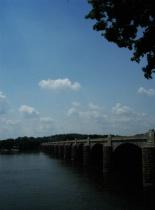 Market Street Bridge, Harrisburg PA