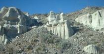 Desert Sandcastles