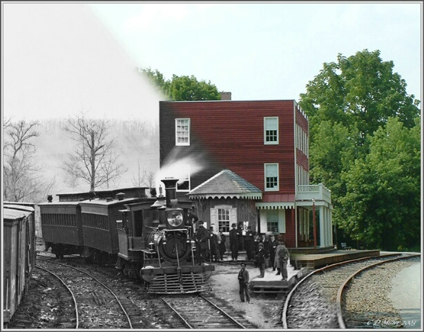 Then & Now ~ 1863-2003