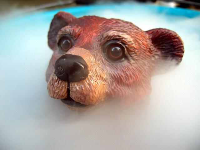 Smokey Da Bear!
