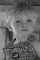 OUTTAKE: blue-eyed luke