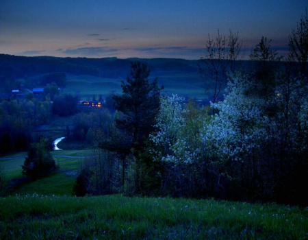 Hockley Valley Twilight