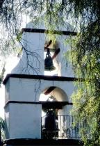 Bell wall, Asistencia of San Antonio de Pala