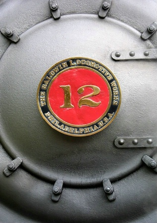 Old #12 Locomotive