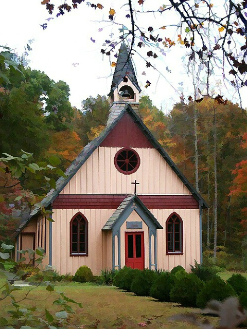 Victorian Church