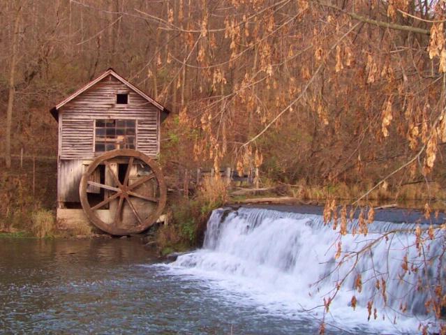 Hyde Mill