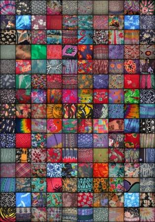 Contra Colors - A Digital Quilt