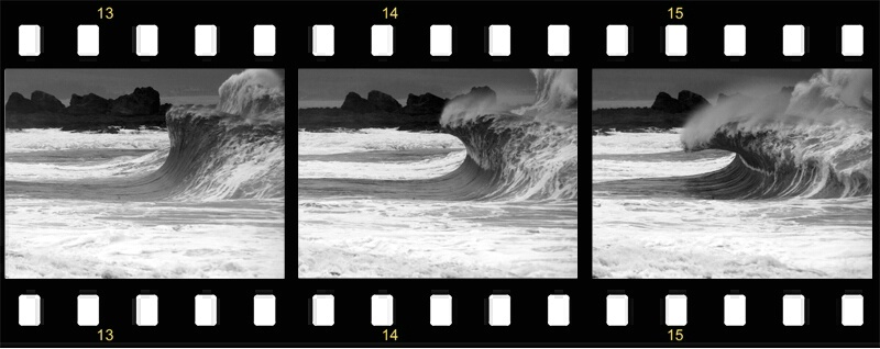 Pounding Shorebreak