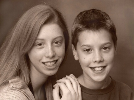 Sibling Smiles