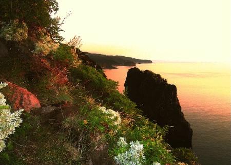 Glorious Evening, Shiretoko Penninsular