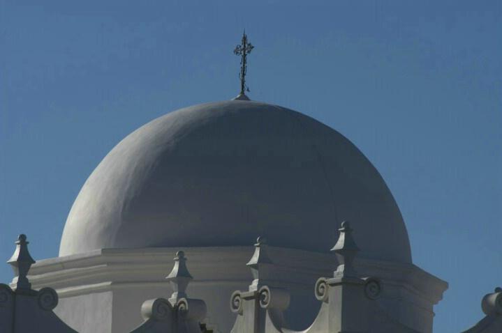 San Xavier Dome