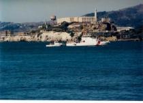 Guarding Alcatraz