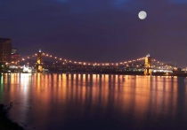 Cincy Suspension Bridge