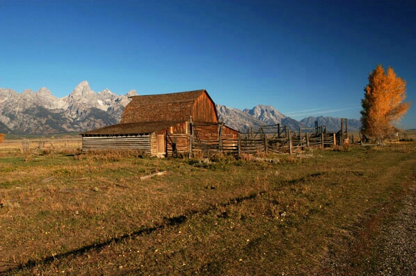 This Old Barn - ID: 226490 © GARY  L. ROHRBAUGH