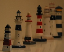 Underexposed lighthouses