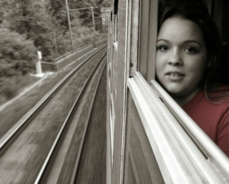 The Girl On the Train #3