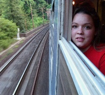 The (original) Girl On the Train