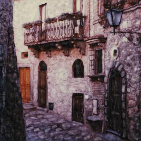 Medieval Village near Florence