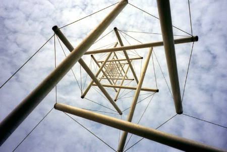 Needle Tower, 1968 sculpture
