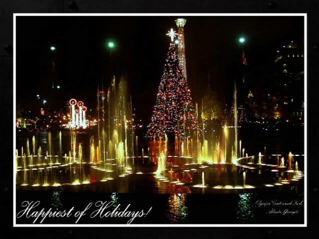 Atlanta Christmas - ID: 245441 © DEBORAH thompson