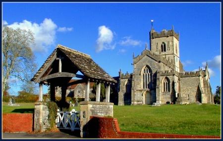 Ditcheat Church, Somerset