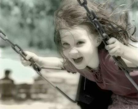 Swinging Carefree