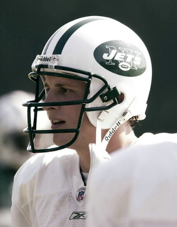 Chad Pennington New York Jets Quaterback
