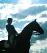 RiderSillouette