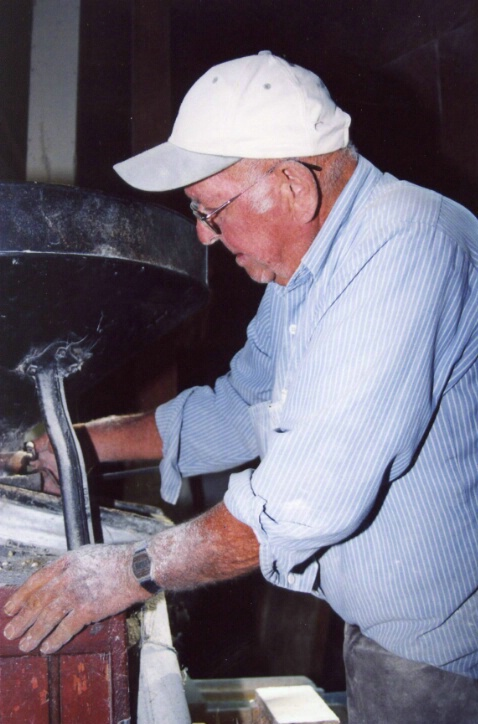 The Oldest Mill Worker