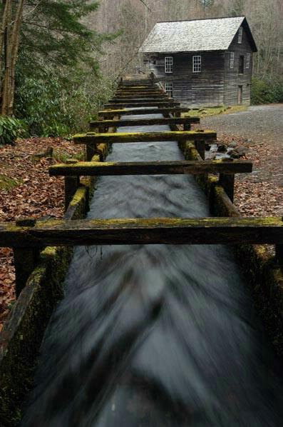 Mingus Mill - ID: 255709 © GARY  L. ROHRBAUGH