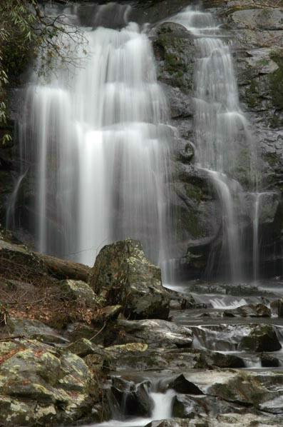 Meigs Falls - ID: 257088 © GARY  L. ROHRBAUGH